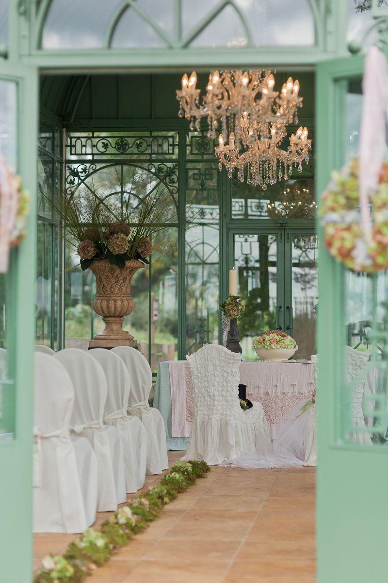 Schlo Diedersdorf Hochzeit im Seepavillion freie