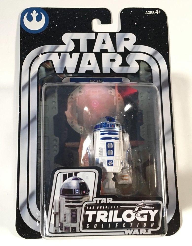 R2-D2 Droid 2004 STAR WARS Original Trilogy Collection OTC MOC #04 4
