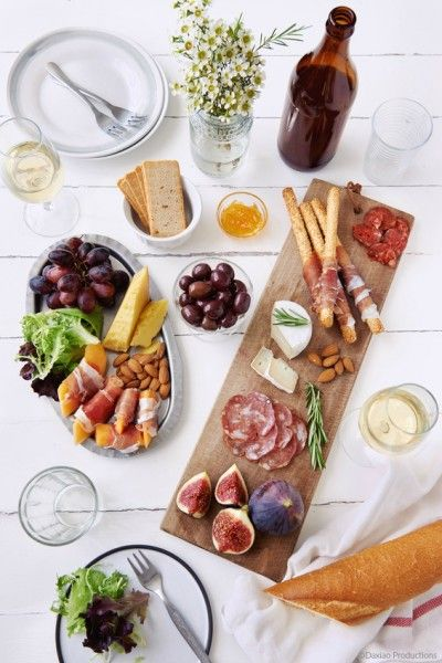 Everything You Need to Know to Make a Cheese Plate or Cheese Platter for a Party! What cheese to buy, what goes on a cheese platter...everything! Here's your simple guide