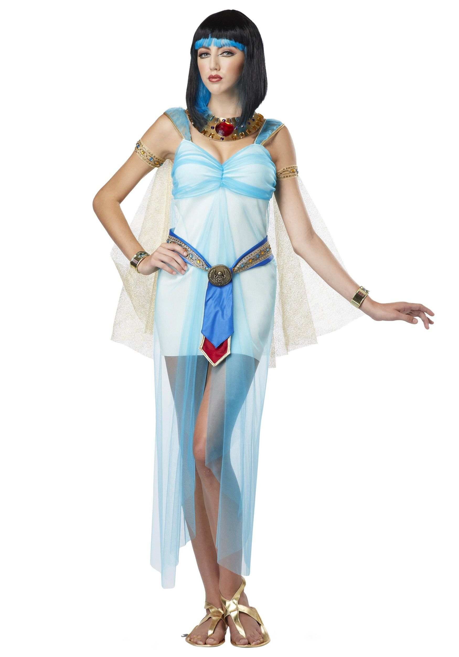 sexy 0costumes for teen girls teen egyptian girl costume - Girls Teen Halloween Costumes