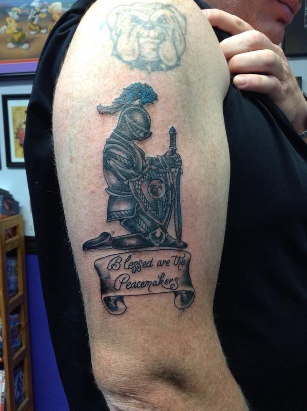 bf6fcc1b24411 Image result for thin blue line tattoo | Tattoo Ideas | Black ...