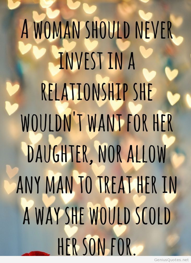 Woman Relationship Awesome Quote Hd Wallpaper Quotes I Love