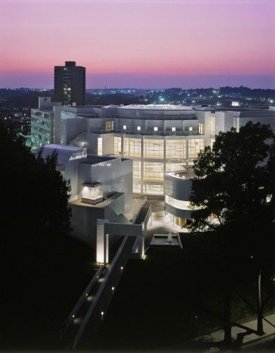 3 Sophisticated Atlanta Bathroom Renovations: AD Classics: High Museum Of Art / Richard Meier & Partners