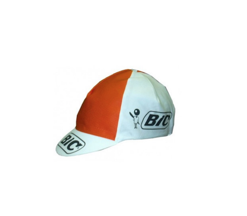 Apis Brooklyn Cotton Cycling Cap White