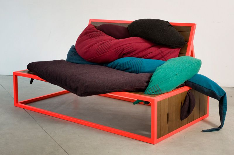 Liliana Ovalle | Arcademi (it`s more a bench, but...)
