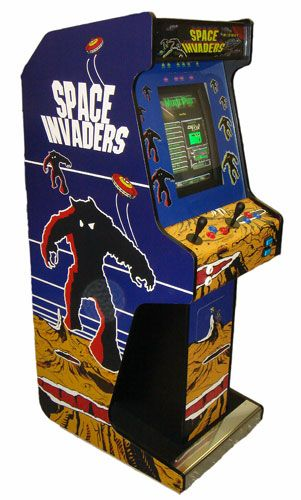 Space Invaders side cabinet | 70s & 80's Arcade | Arcade