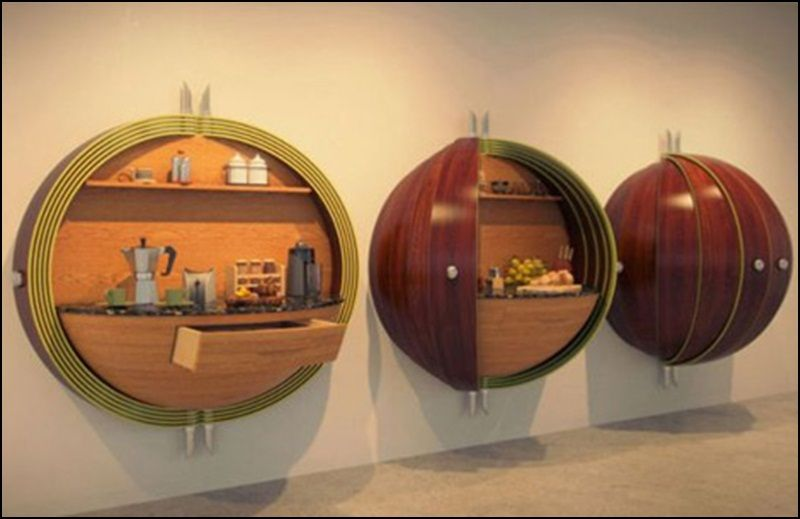 New Compact Modular Kitchen Cabinet Idea  Something Unusual Custom Compact Modular Kitchen Designs Design Inspiration