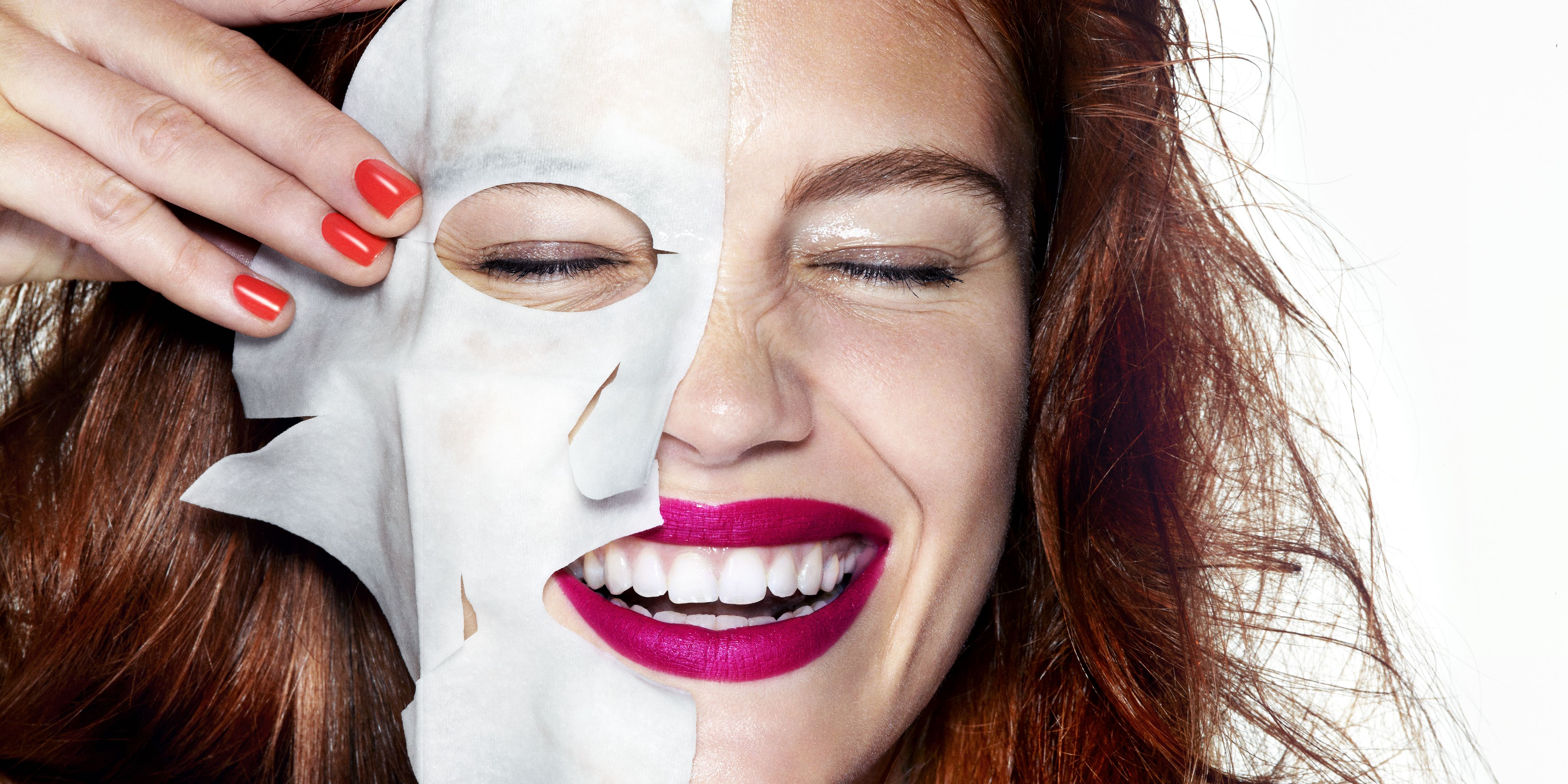 6 paper sheet masks to try facial best face products