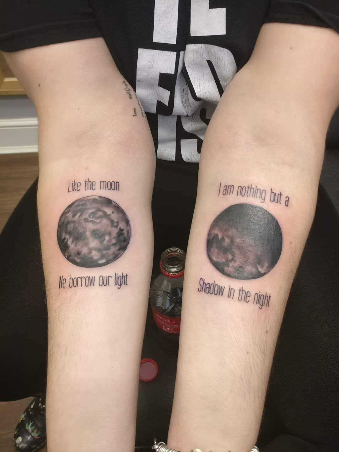 007ac5e7023f1 My Part II inspired tattoos that I got yesterday (/r/Paramore ...