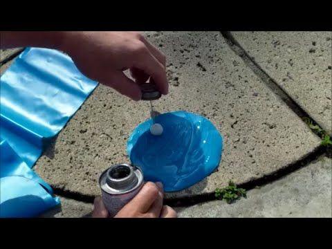 How To Repair Patch A Leaking Vinyl Liner Pool Pool Repair