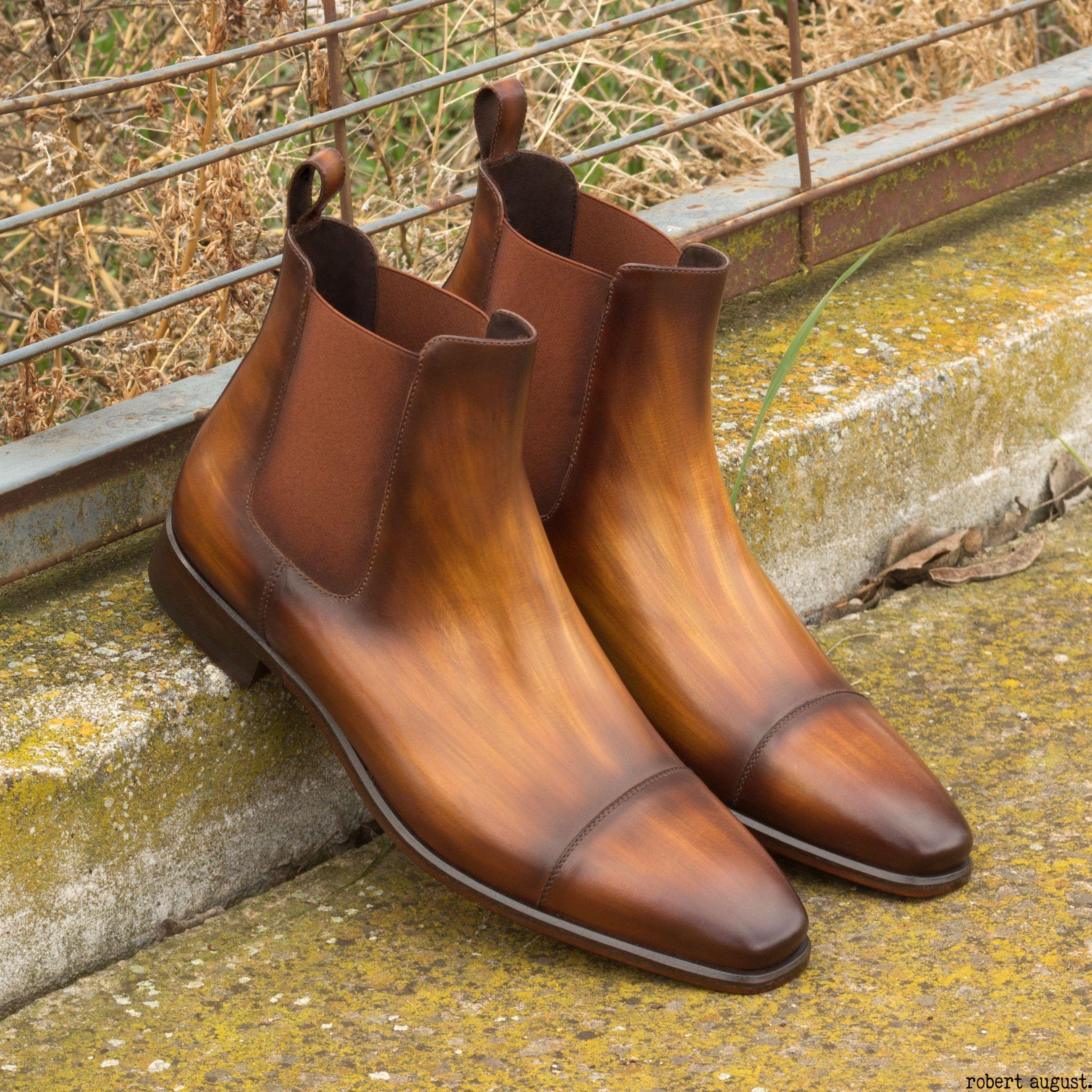 Custom Made Men's Chelsea Boot Classic