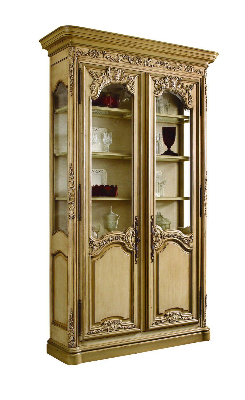 Henredon Dining Room Display Cabinet 5001 49CB