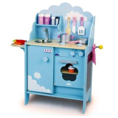 cuisine en bois : dans les nuages vilac - magasin de jouets pour