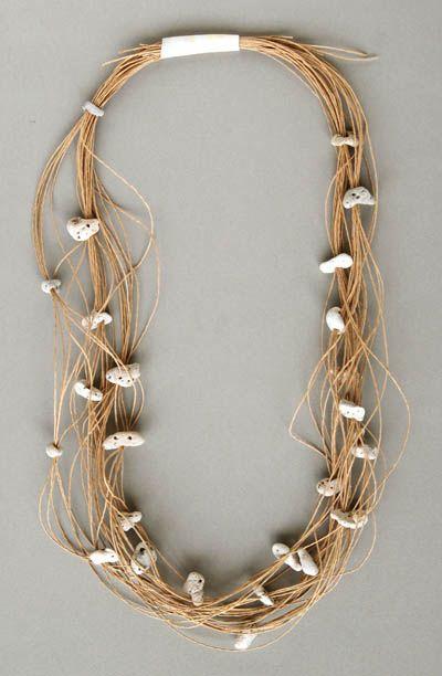"Click to enlarge image. Artist: Kiff Slemmons: Kiff Slemmons ""Tangle"" Necklace"