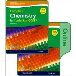 9780198310310 complete chemistry for cambridge igcse print and 9780198310310 complete chemistry for cambridge igcse print and online student book pack third edition fandeluxe Gallery