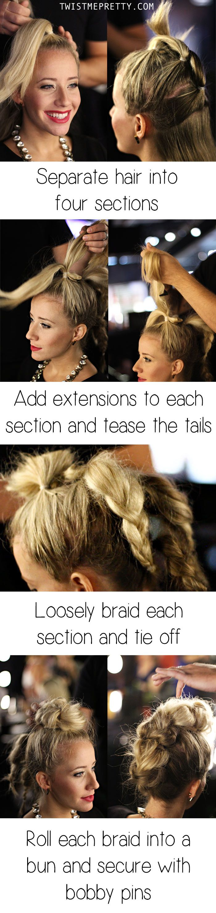 Tresemme styling bar hair pinterest bar faux hawk and hair style