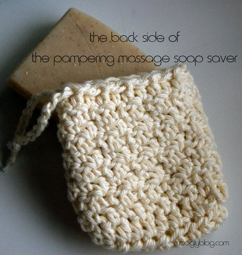 Pampering Massage Soap Saver Pair It With A Gorgeous Bar Of Soap