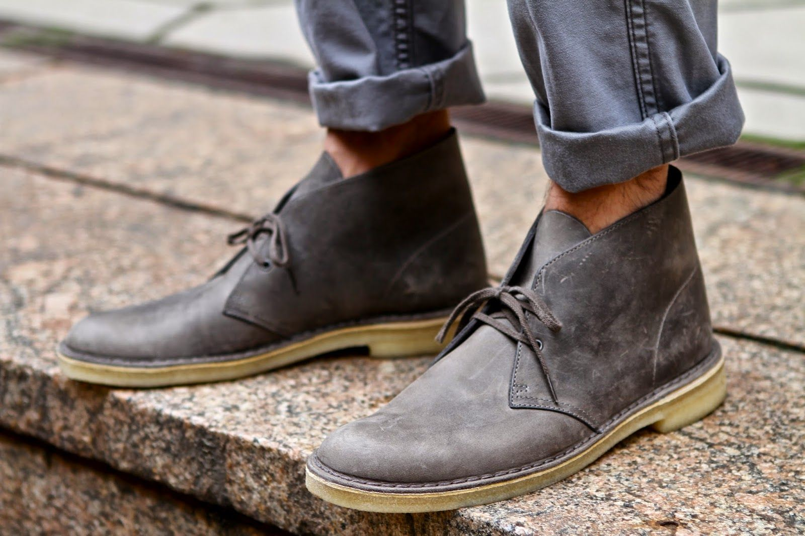 932f3dd7eddf17 Clarks Men's Bushacre 2 Desert Boots. Trendy, good-looking and all that at  an amazing price! Just from our partner, Amazon