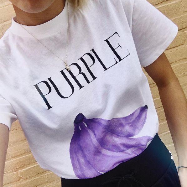 Give away: Murphy T Shirt by Ganni | Tøj