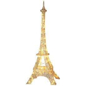5 foot eiffel tower light up decoration