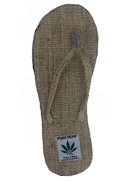 85143158de52 Plain hemp flip flop! Simple but different! Made in Kathmandu! If you want  to add something unique to your hippie store