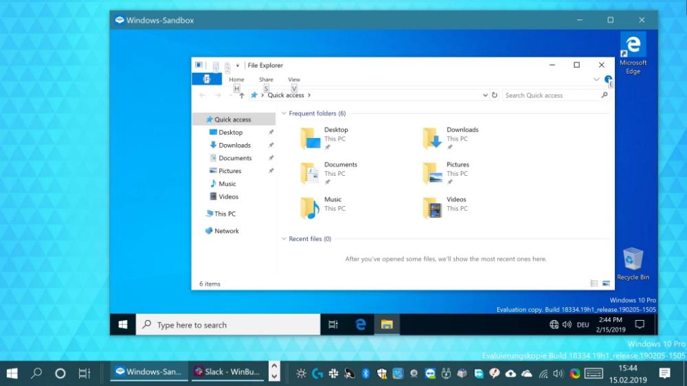 Windows 10 Sandbox aktivieren So geht's
