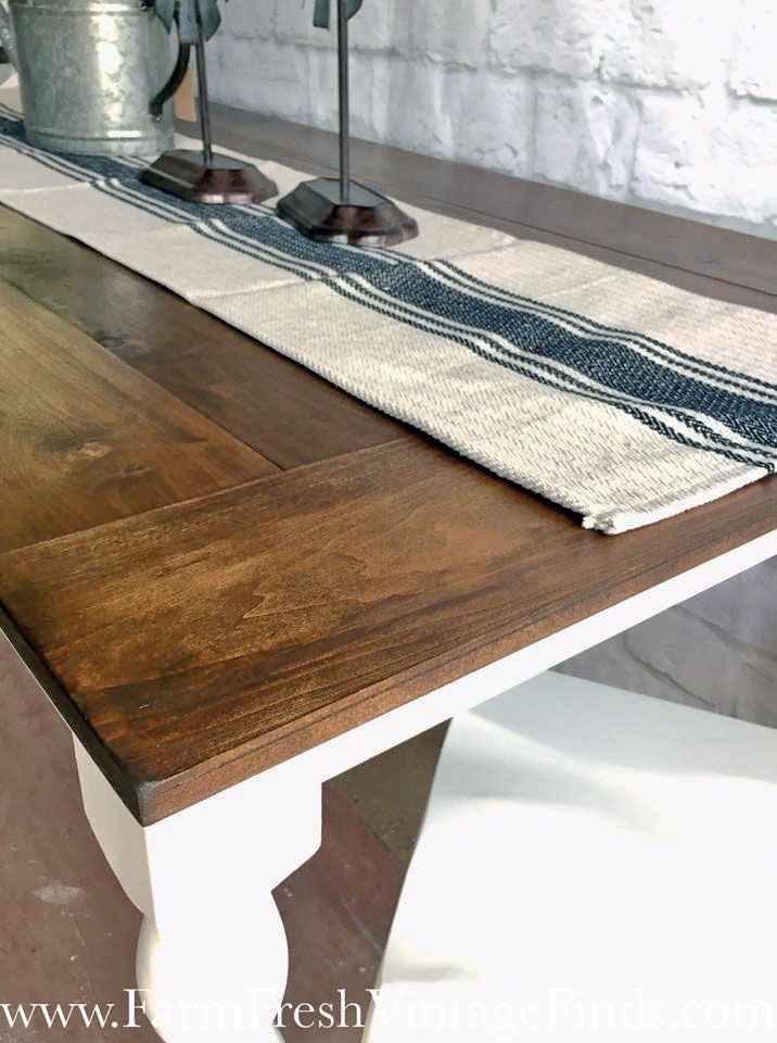 Antique Walnut Table Top   General Finishes Design Center