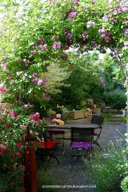 Einen Garten selber planen? - Ein Schweizer Garten Garten