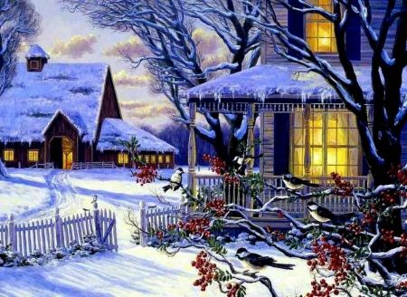 Wintertime - Other & Abstract Background Wallpapers on Desktop ...