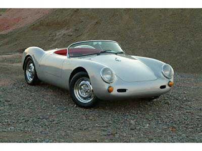 1954 porsche 550 spyder the first porsche designed specifically for use in - Porsche Spyder 550