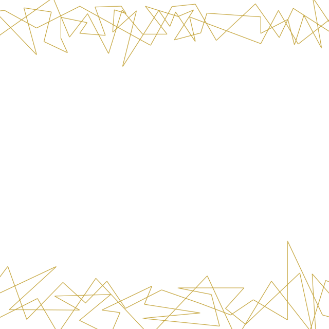 Golden Abstract Vector Frame Frames Design Graphic Frame Border Design Abstract