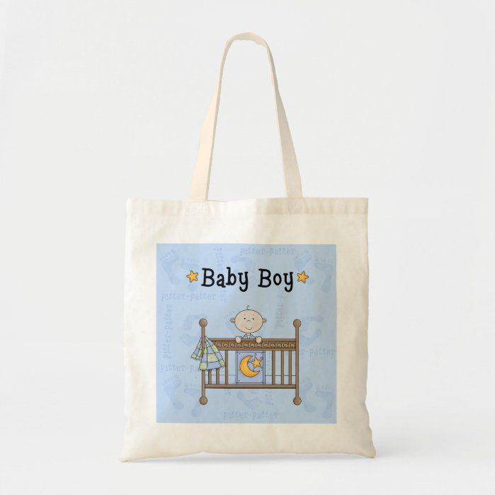 Photo of New Arrival Baby Boy Theme Diaper Tote Bag