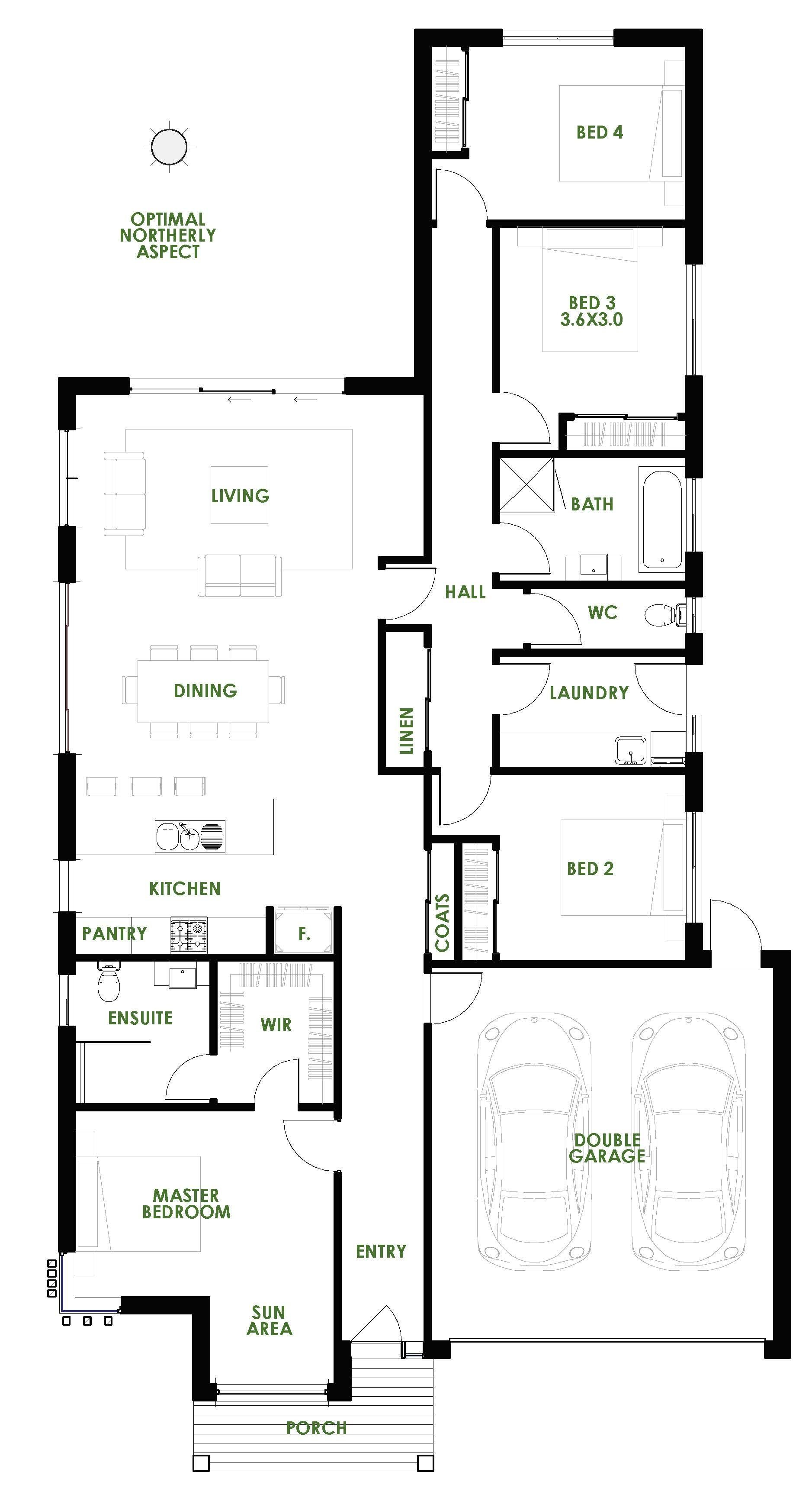 Energy Efficient House Designs Floor Plans Savinghomeenergy