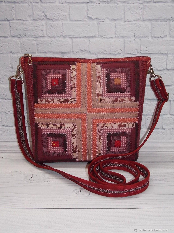 2315e0fb7bcd Женские сумки ручной работы. Ярмарка Мастеров - ручная работа. Купить  Лоскутная сумка