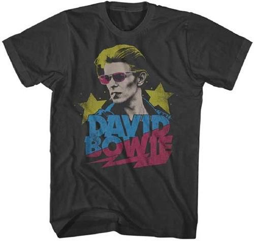 David Bowie T Shirt Vintage Star David Bowie T Shirt David Bowie Bowie