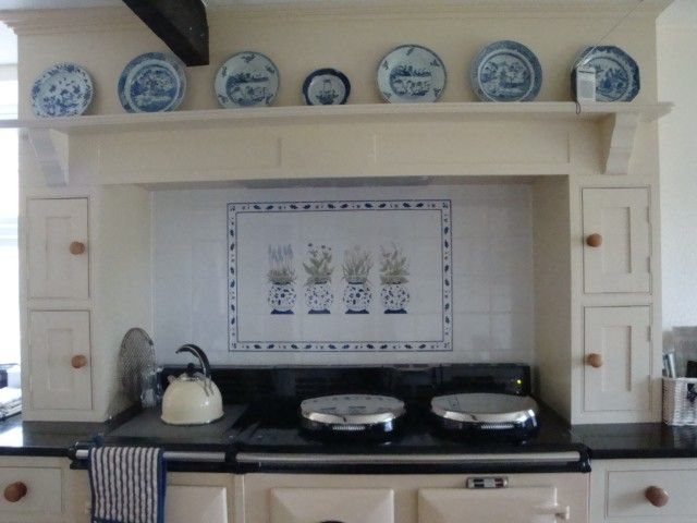 Decorative Tiles For Kitchen Walls Gorgeous Hand Painted Tilesceramic Tile Muralsbespoke Designs And Oneoff Review