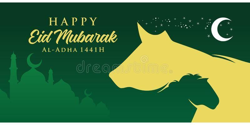 Happy New Hijri Year 1441 Vector Illustration Happy Islamic New Year Graphic D Sponsored Ad Happy Islamic New Year Islamic New Year Vector Illustration