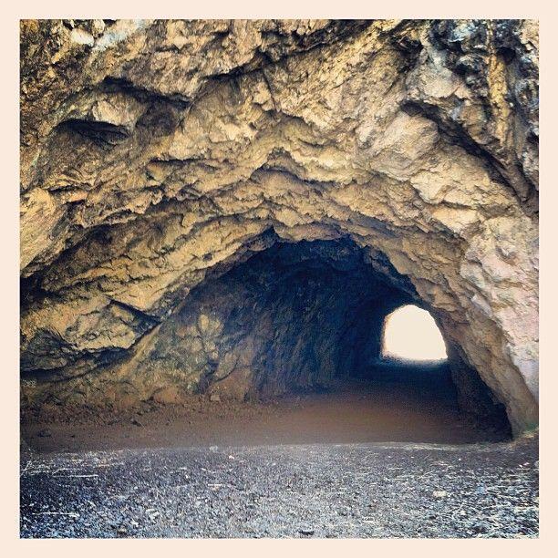 Bronson Caves in Los Angeles, CA