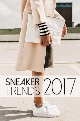 Sneaker Trends 2019 Diese Turnschuhe Sind Jetzt In Modetrends Sneaker Trend Und Trendschuhe