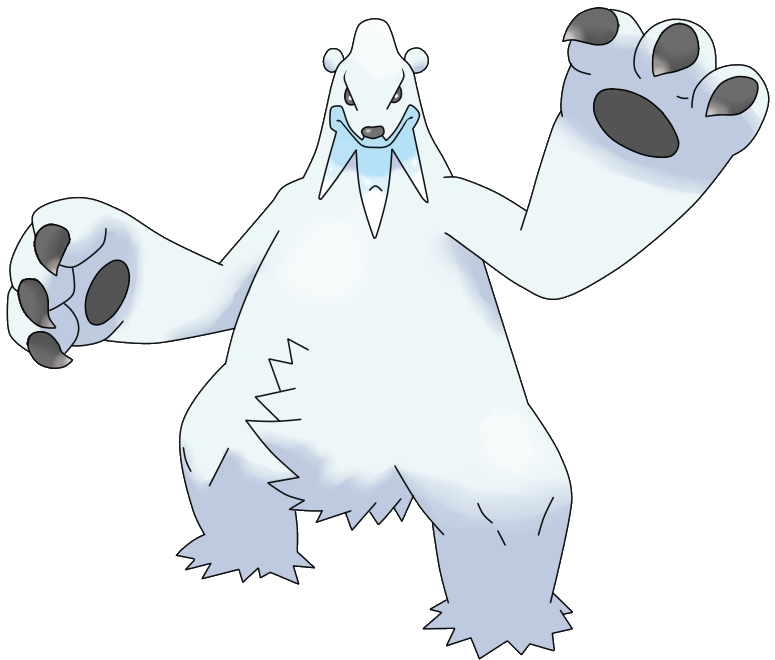 Beartic Card Art Google Search Pokken Fighters Dream Roster