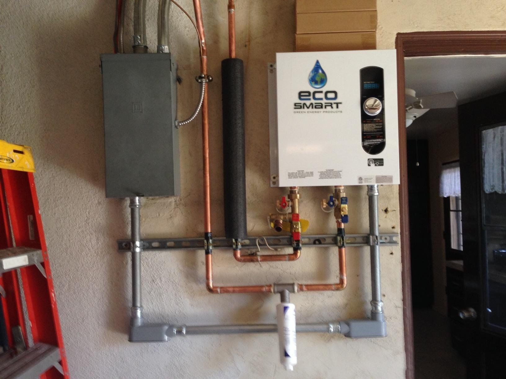 Best Electric Tankless Water Heater Reviews In 2020 Tankless