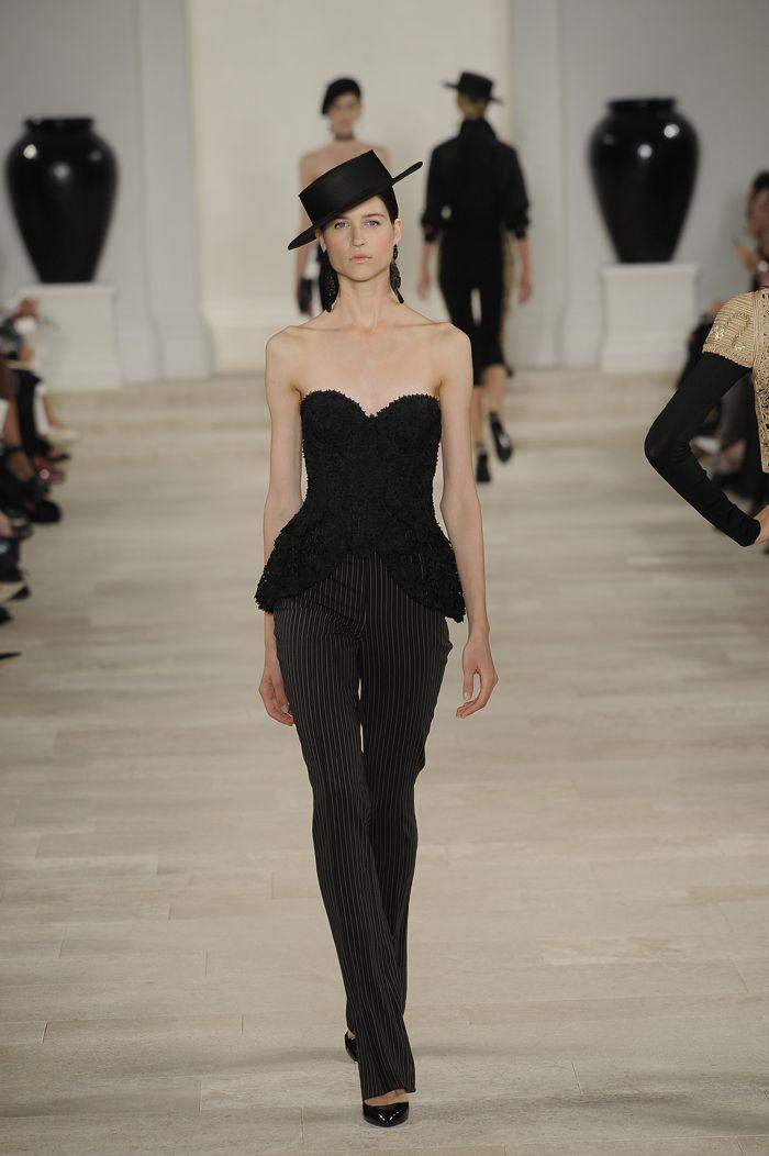 Ralph Lauren Collection Spring 2013 #nyfw