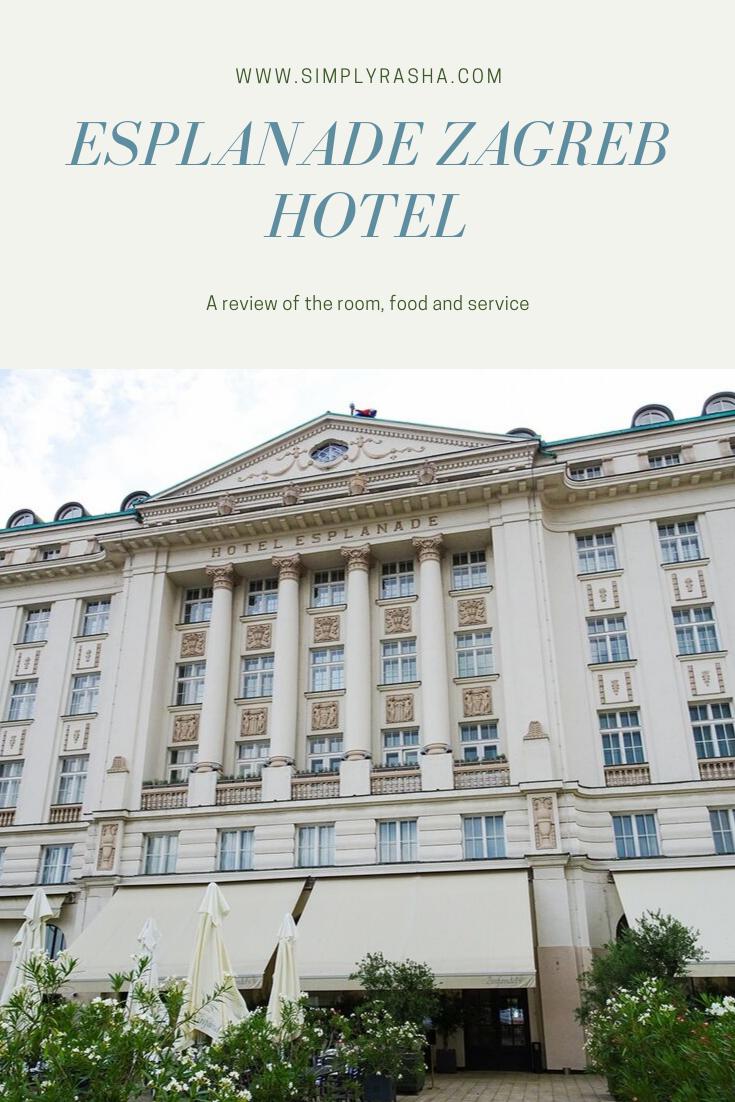 Esplanade Zagreb Hotel Review In 2020 Hotel Hotel Reviews Zagreb
