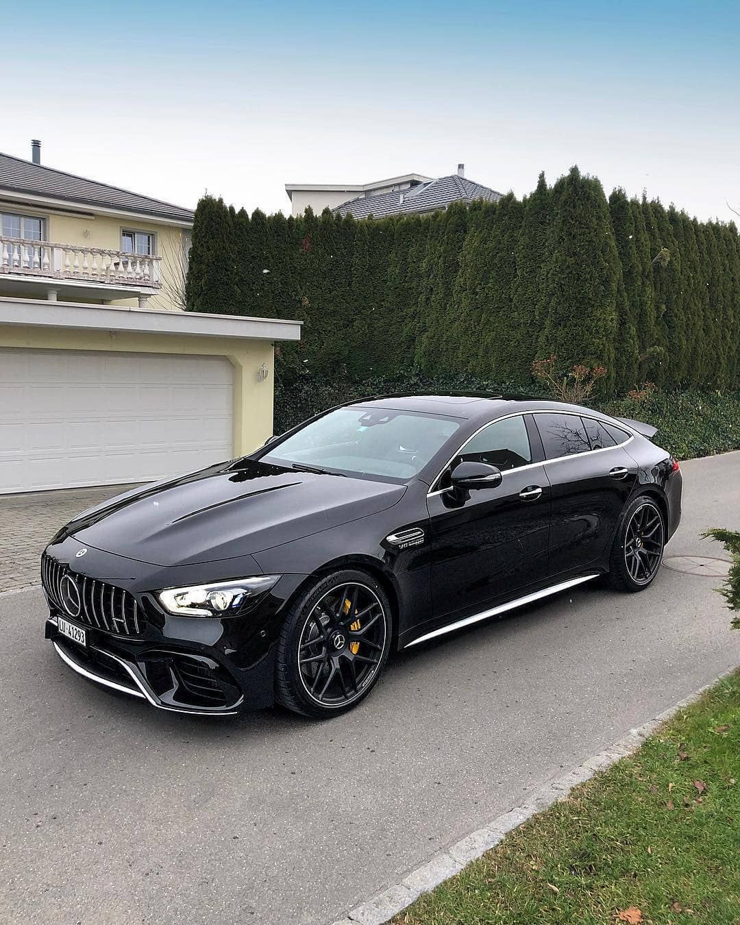 Do You Like New Mercedes-Amg Gt63s