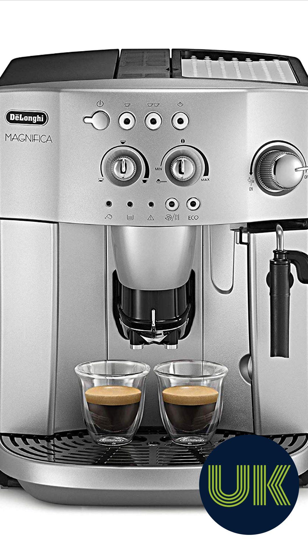 De Longhi Magnifica Esam 4200 S Bean To Cup Silver Fresh Coffee Beans De Longhi Espresso