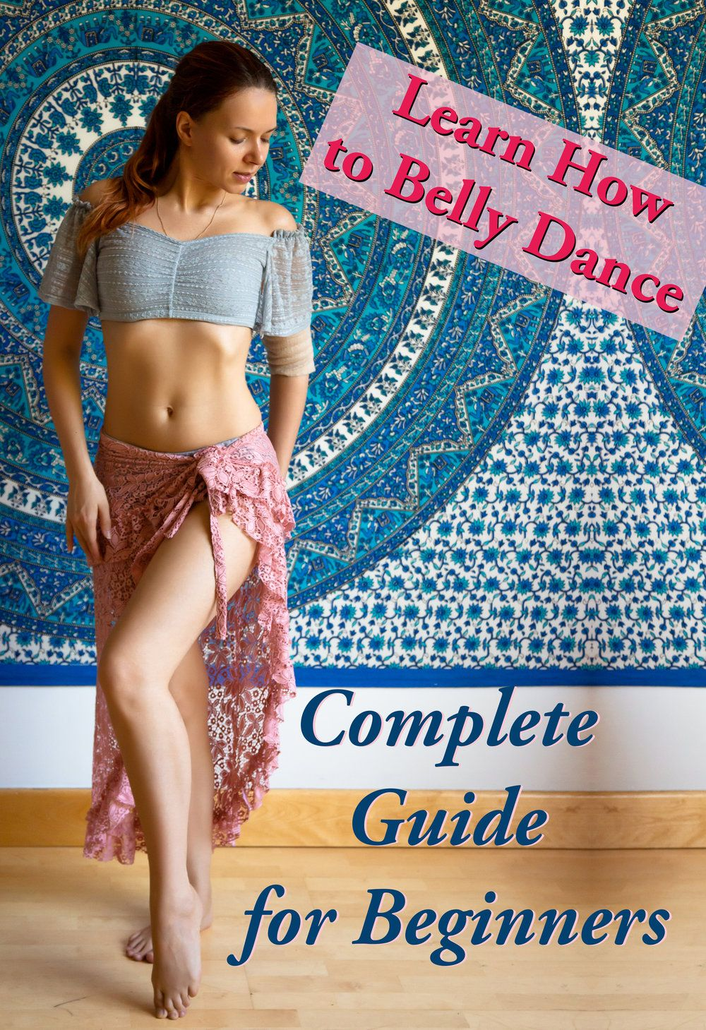Belly dance for beginners! Over 100 video tutorials and 14 ...