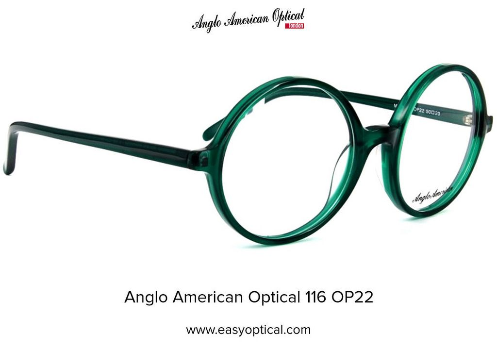 3e5e5c939f4c Anglo American Optical 116 OP22