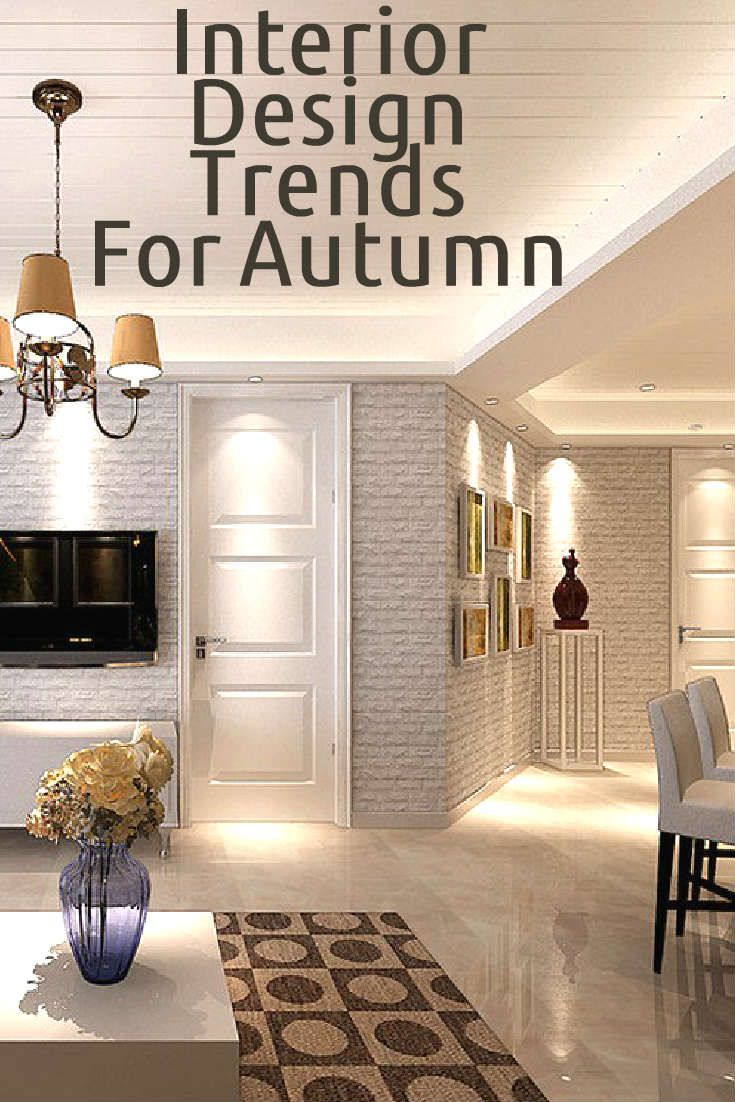 Interior design trends for autumn design trends interiors and