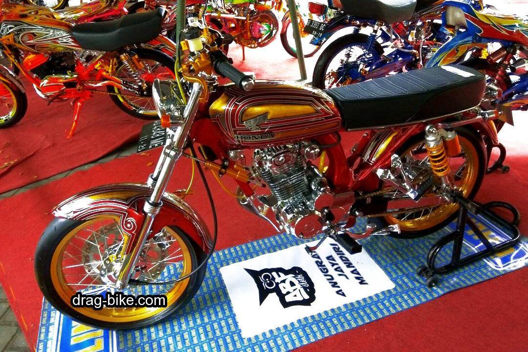 51 Foto Gambar Modifikasi Motor Cb 100 Terbaik Kontes Drag Bike Com Motor Kendaraan Gambar
