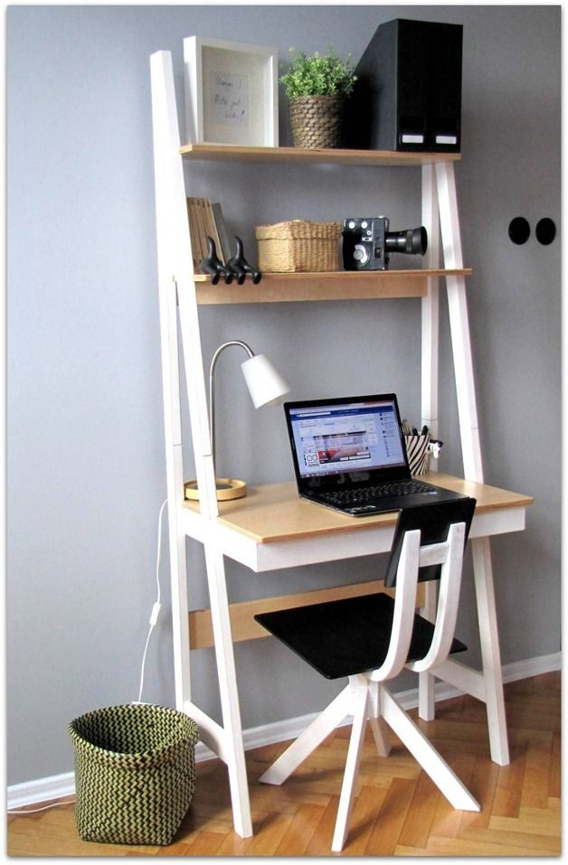 New Desk Ideas for Small Rooms
